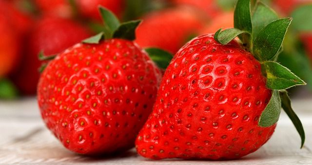 Are strawberries good for you - Mouthful Matters