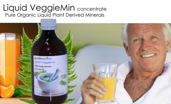 VeggieMin - organic colloidal minerals