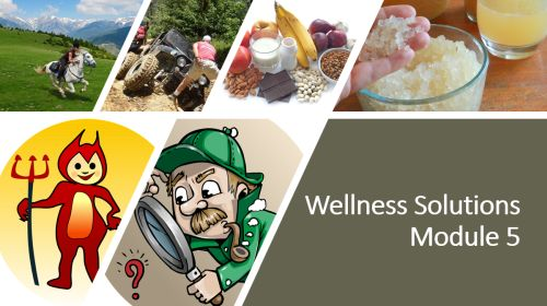 Wellness Solutions Course Module 5