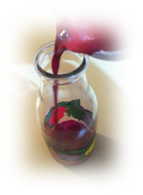 Beets Make the Best Blood Building Tonic
