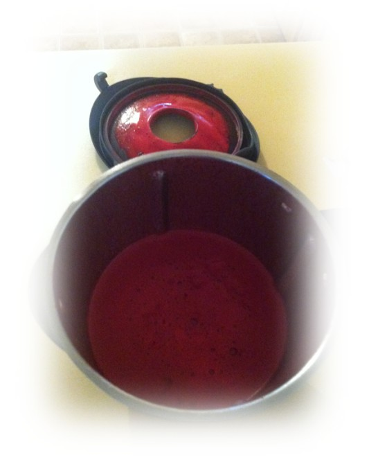 Beets Make the Best Blood Building Tonic - nice and fluffy!