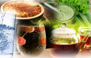 Healthy Drinks to choose from daily